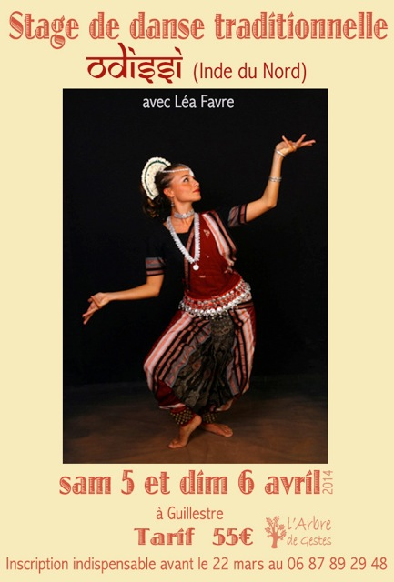 Flyer stage de danse indienne_recto-1